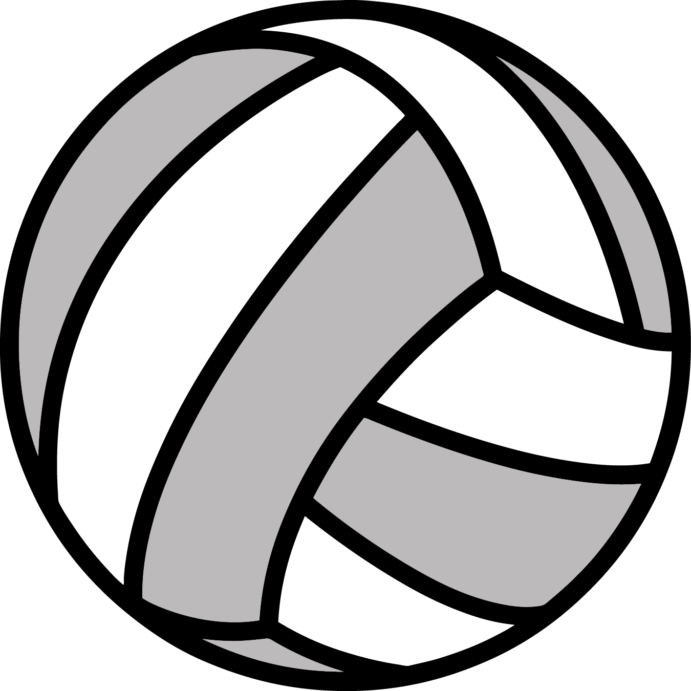 Volleyball Png Image Volleyball Clipart Volleyball Sports Clips