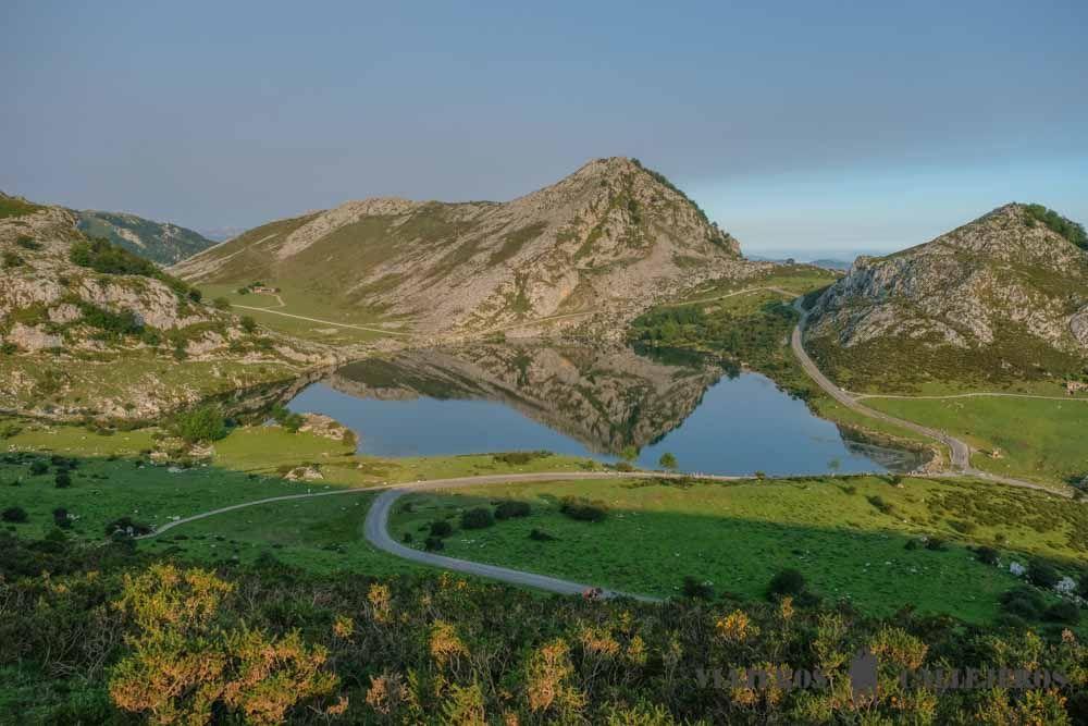 Ruta Por Asturias En Coche En 7 Días Viajeros Callejeros Lagos De Covadonga Lagos Rutas