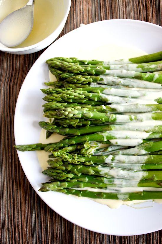 Perfektes Frühlingsgemüse. Spargel / Asparagus