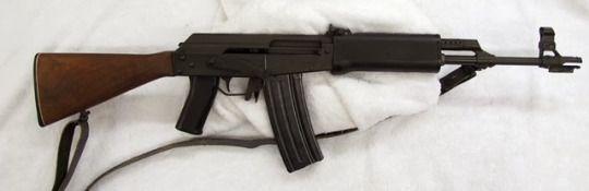 Valmet M71/S - 5.56x45mm