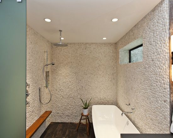 Pebble Bathroom Tiles Google Search