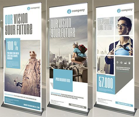 trade show banner design inspiration google search store