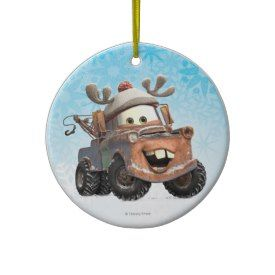 Reindeer Mater Christmas Ornament | Disney Gifts | Pinterest ...