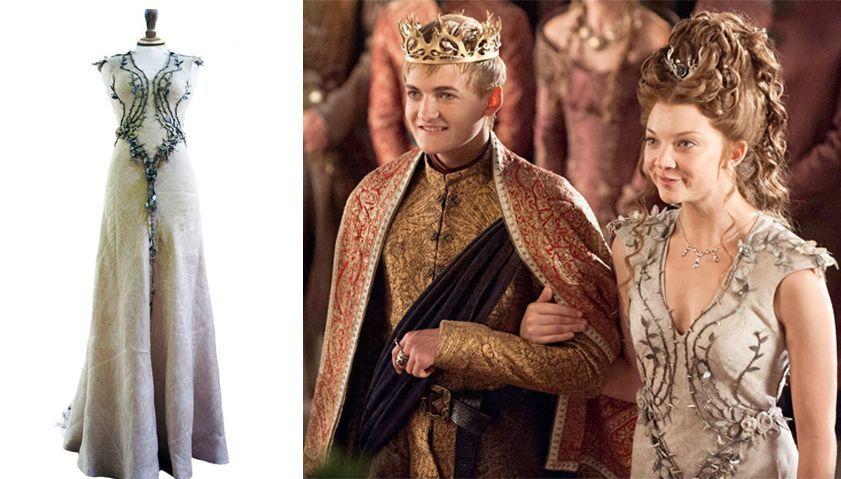 Game of Thrones Costumer Reveals Amazing Details ...