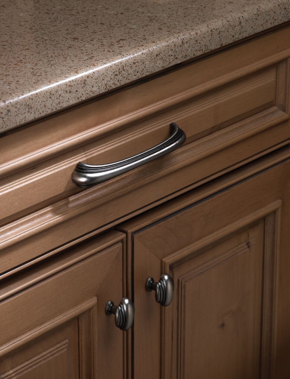 Amsden knobs and pulls from Jeffrey Alexander by Hardware ...