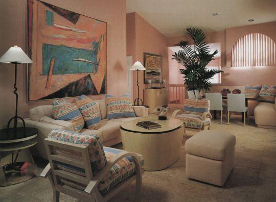 palmandlaser | 80s interior design, Retro interior design ...