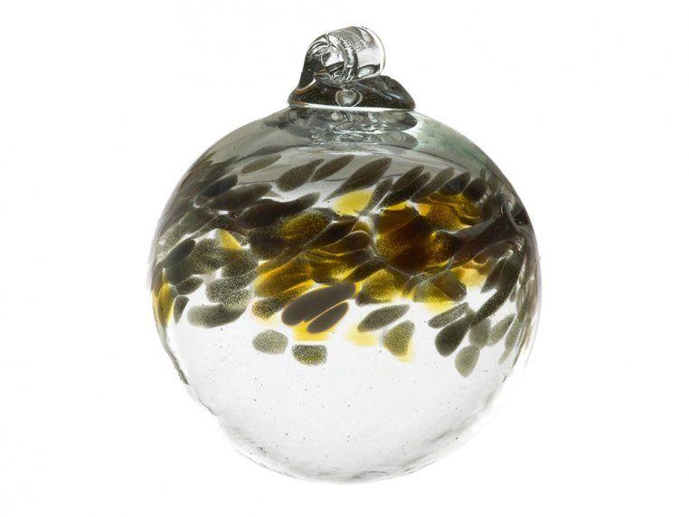 Kitras art glass birthstone ornament glass ornaments