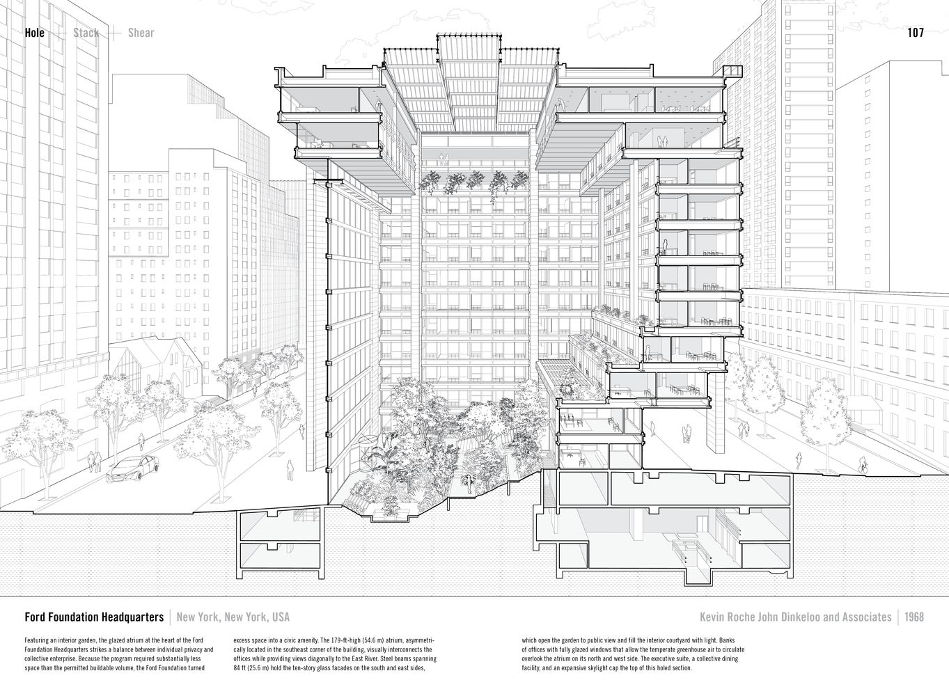 Gallery Of Studying The Manual Of Section Architecture S Most