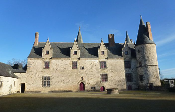 Chateau Du Bois Orcan Perrot Richard Architectes House