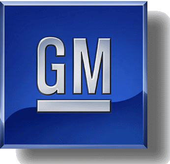 The Current Version Of The Gm Logo Features The Company S Name In A Simple Blue And White Color Scheme With A Line Undernea General Motors Car Brands Car Logos