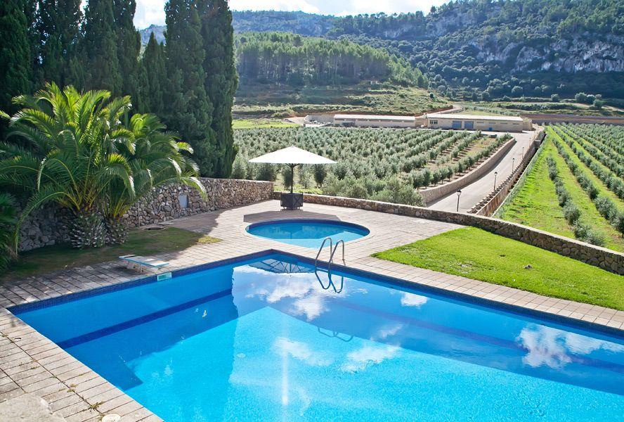 Landhäuser und Luxus-Fincas auf Mallorca Majorca and Country houses - luxus landhuser