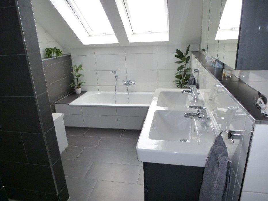 Badezimmer Muster ~ Fliesen badezimmer beispiele die besten schmales badezimmer
