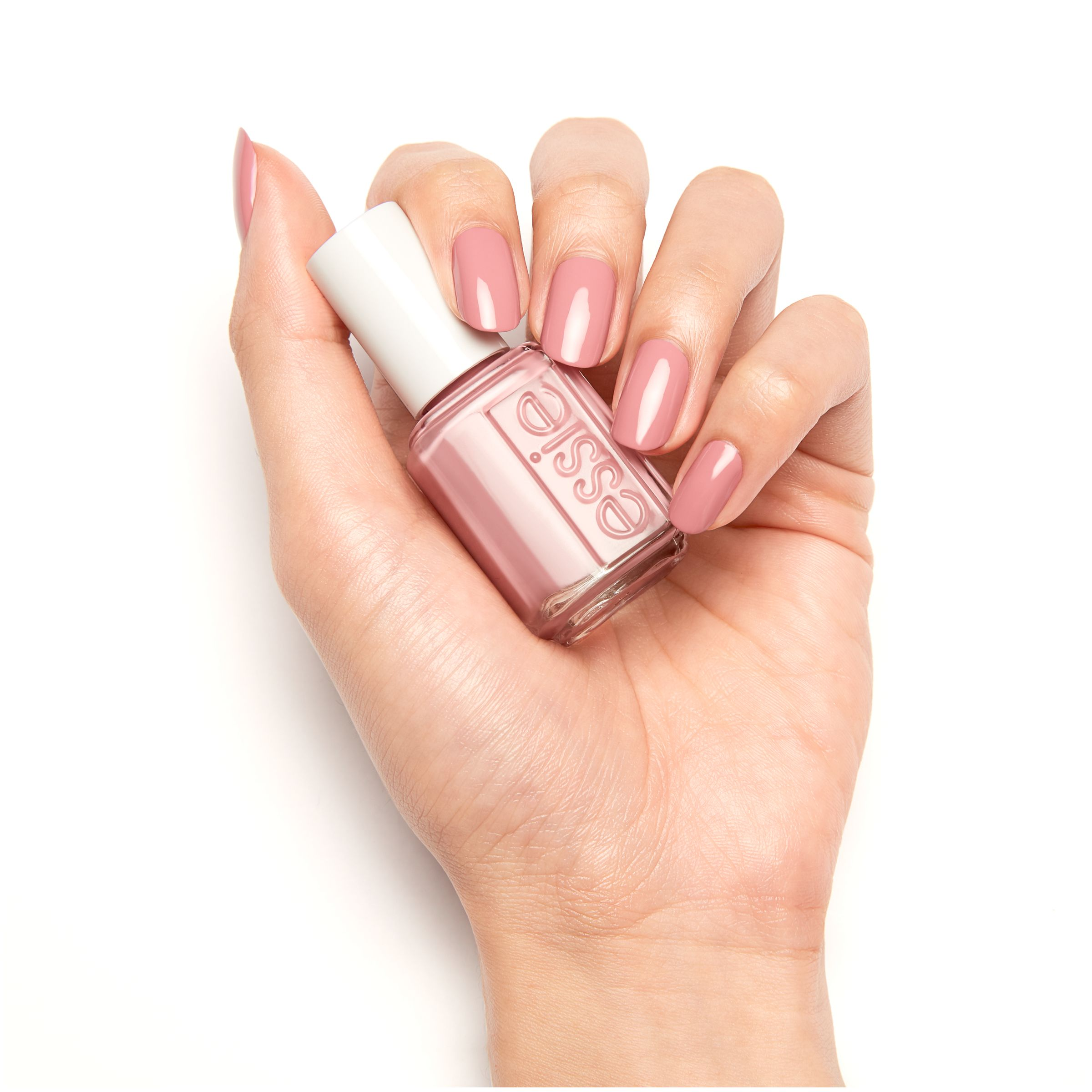 essie nail polish, rocky rose collection, dirty pink mauve, into the a-bliss, 0.46 fl. oz. - Walmart.com