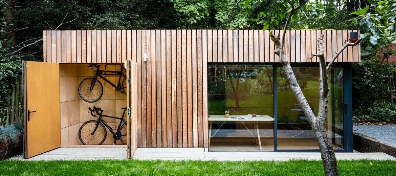 Image result for garden office green house Garden office