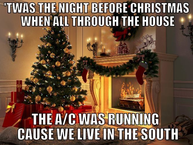 Christmas In Florida Quotes.Twas The Night Before Christmas And All Through The House