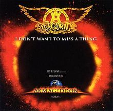 Aerosmith I Don T Want To Miss A Thing With Images