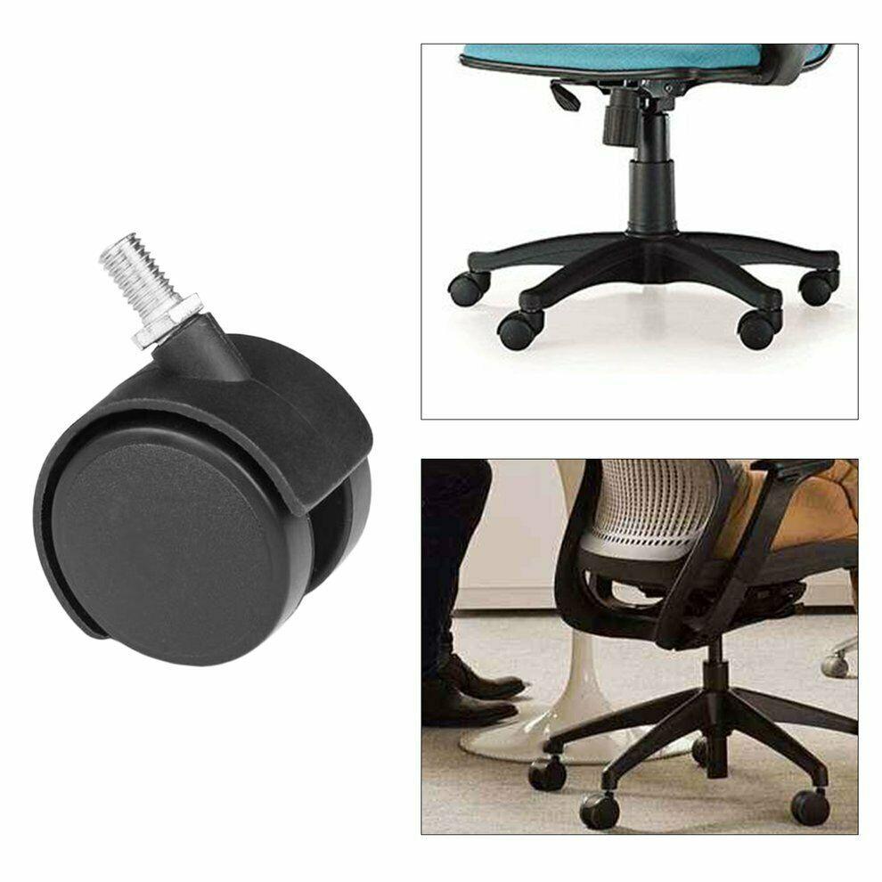 Ebay Sponsored 5x Office Home Chair Caster Wheel Swivel Wooden