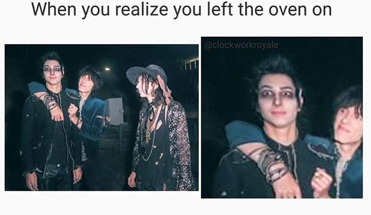 Palaye Royale Humor (With Images)