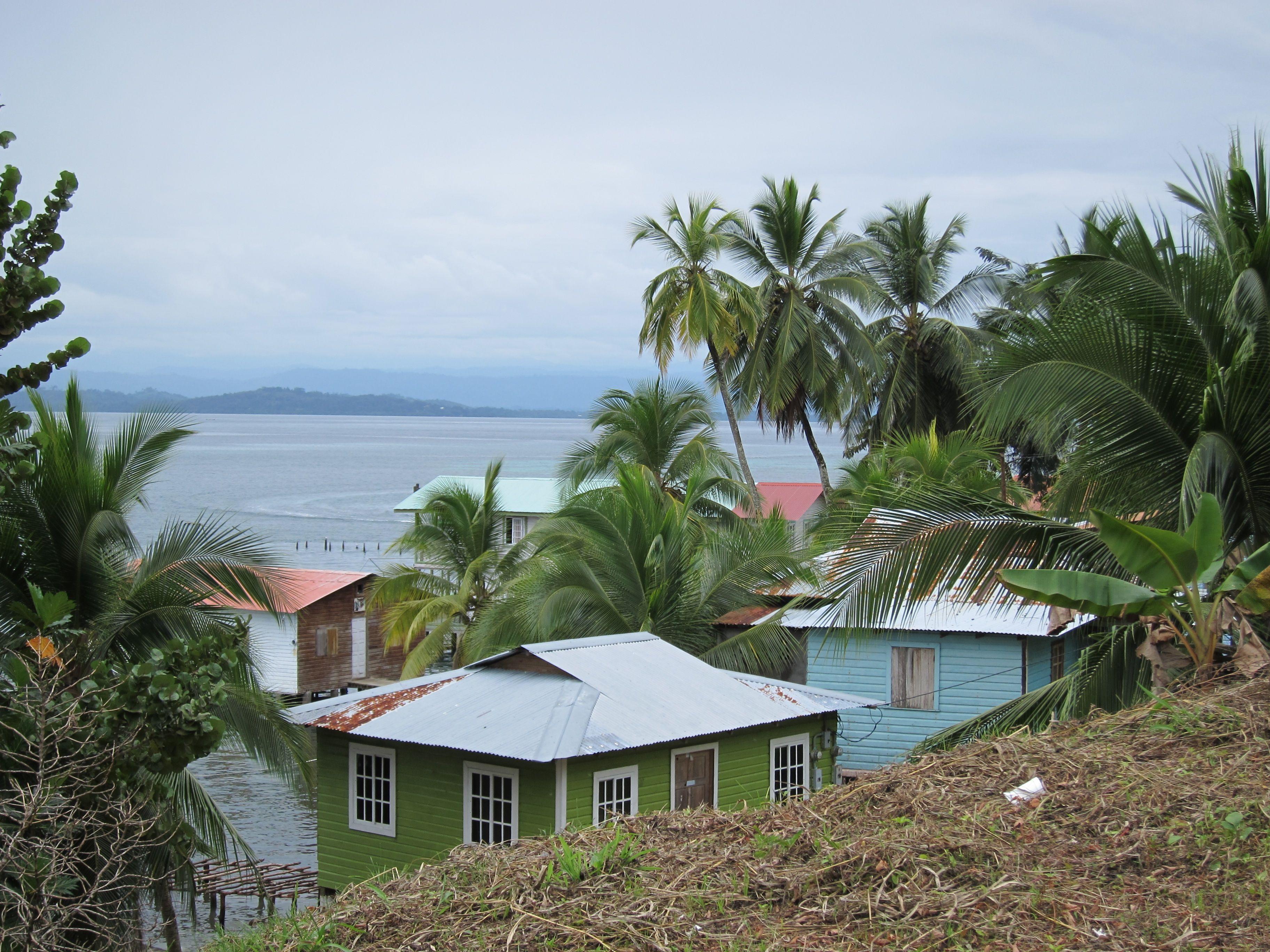 Souostroví Bocas del Toro, Panama