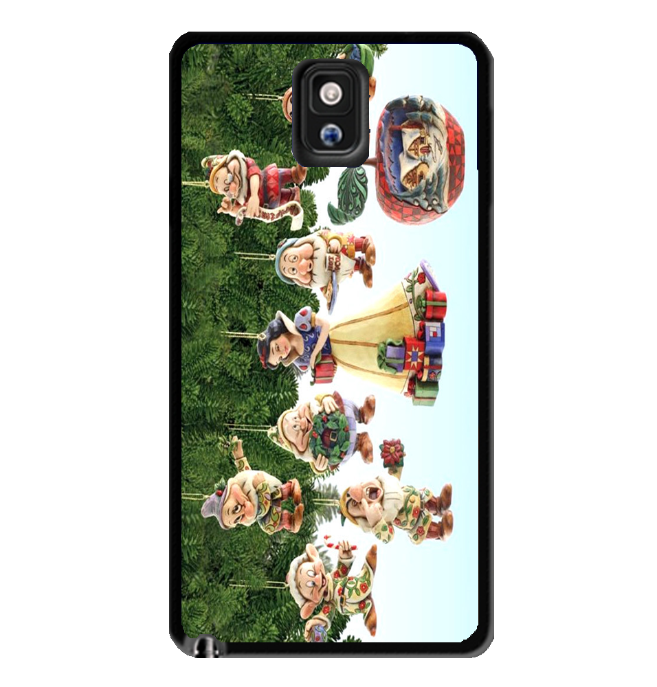 Snow White and Seven Dwarves Christmas Samsung Galaxy S3 S4 S5 Note 3 Case