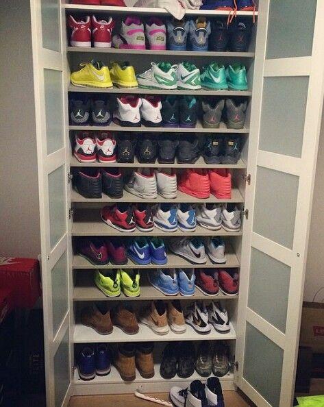 53a61b39510e Sneakerhead Sneaker Storage