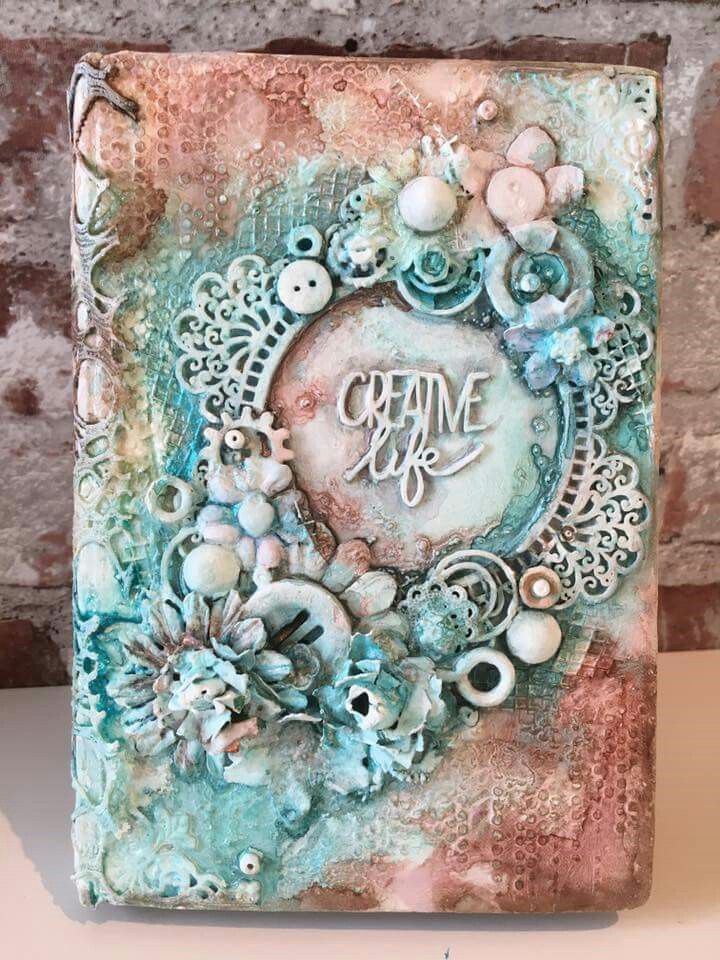 Pin By Melody Wilson On Mixed Media Boards And Such Mixed