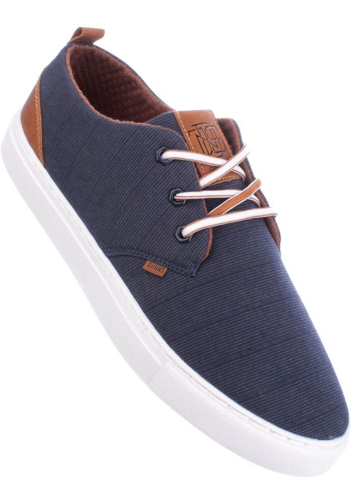 Djinns LowLau-Glencheck-2.0 - titus-shop.com  #ShoeMen #MenClothing #titus #titusskateshop
