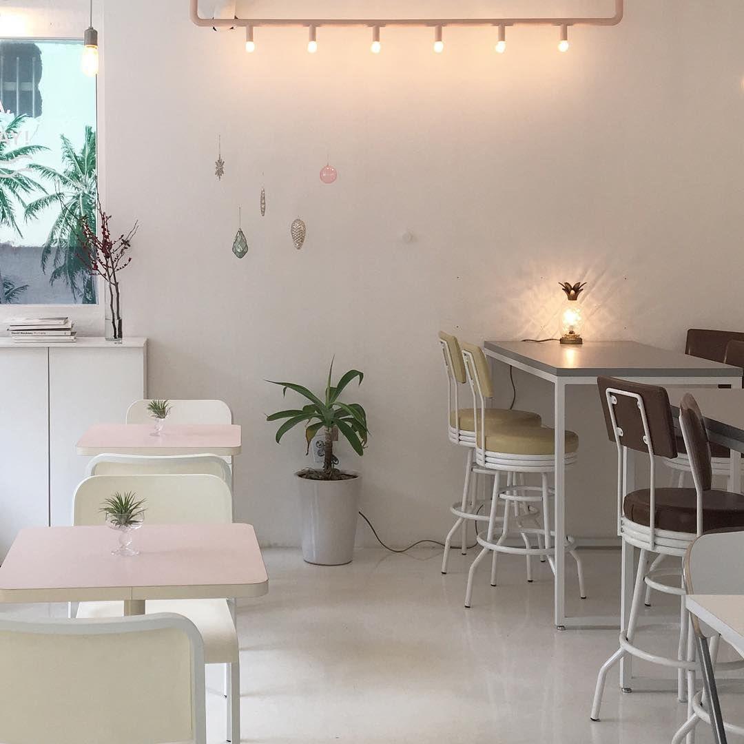Pinterest 00lait With Images Cafe Design Home Decor Cafe
