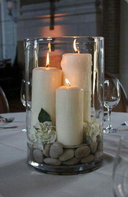 Pin By Maria Le Roux On Table Centerpiece Pinterest Candles
