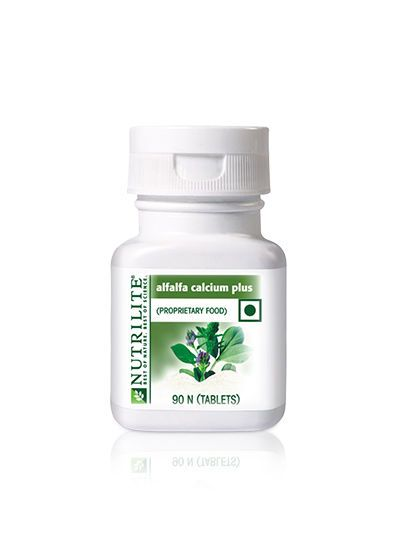 Amway Essential Supplements Alfalfa Calcium Plus Natural B Amway