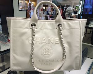Chanel Leather Deauville Tote Bag Reference Guide   Spotted Fashion ... 551a504013