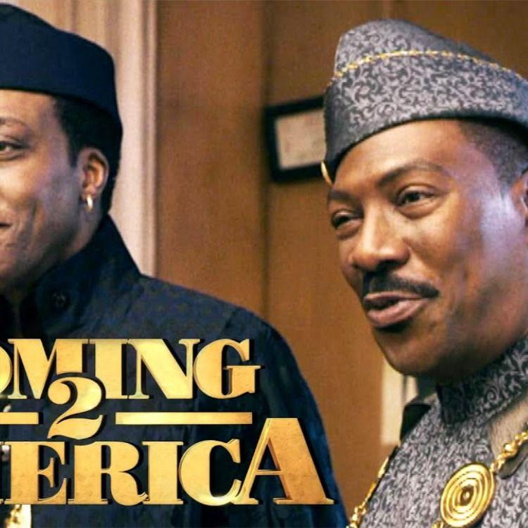 Coming 2 America Movie Eddie Murphy America Movie Eddie Murphy Tracy Morgan