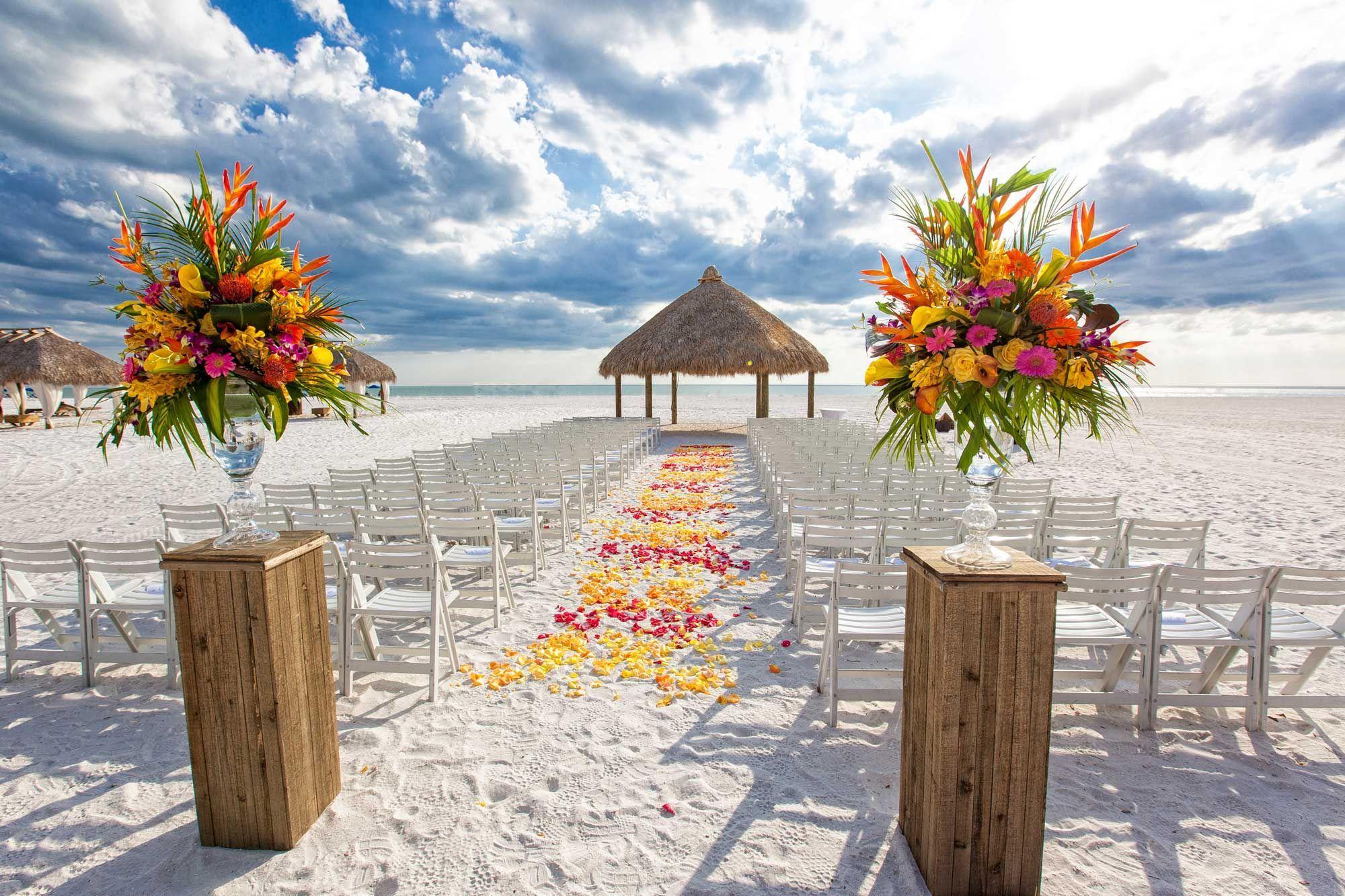 Best Florida Wedding Venues in 2020 Beach wedding