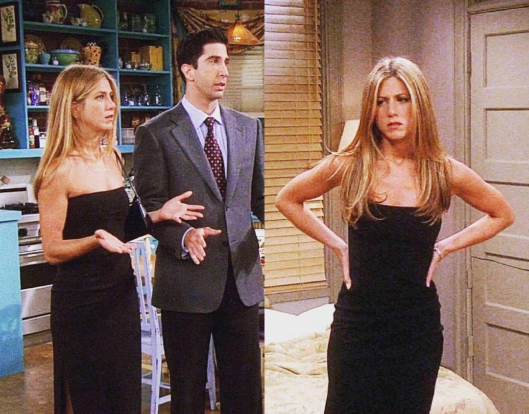 Rachel Greene In Nicole Miller Rachel Green Hair Rachel Green Outfits Jennifer Aniston Friends [ 846 x 1080 Pixel ]