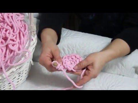 Diy Jak Zrobic Dywan Ze Sznurka Crochet Carpet Crochet Rug Crochet Patterns