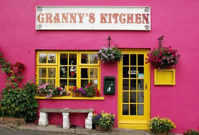 Grannys Kitchen, Ireland