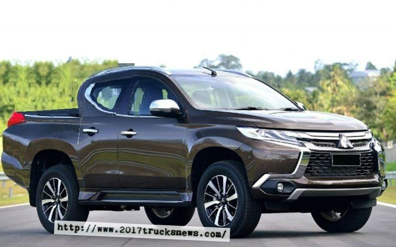 new f1 car release dates2017 Mitsubishi Triton  Review Specs and Release Date  2017