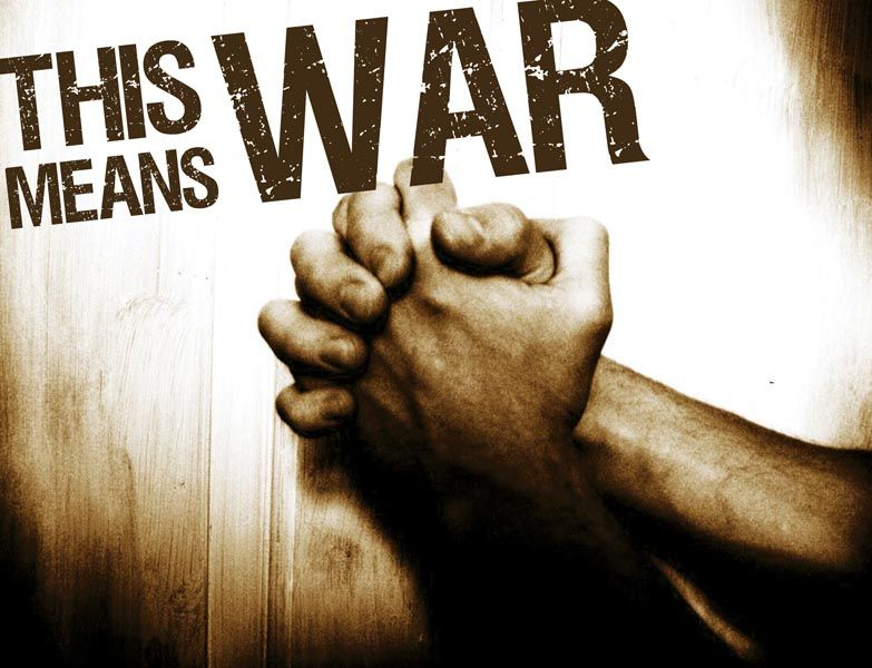 Ephesians 6:18 tells us of the secret weapon in spiritual warfare