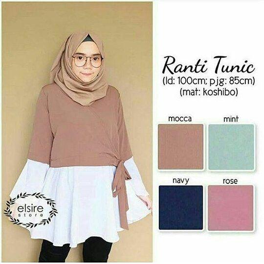Muslim · Female Fashion · grosir baju wanita 8b88429efa