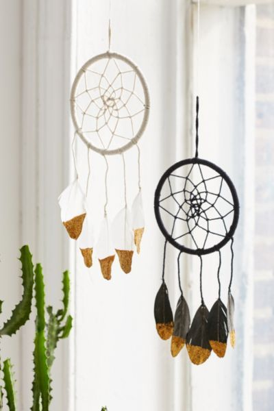 Magical Thinking Double Star Dreamcatcher   Urban Outfitters