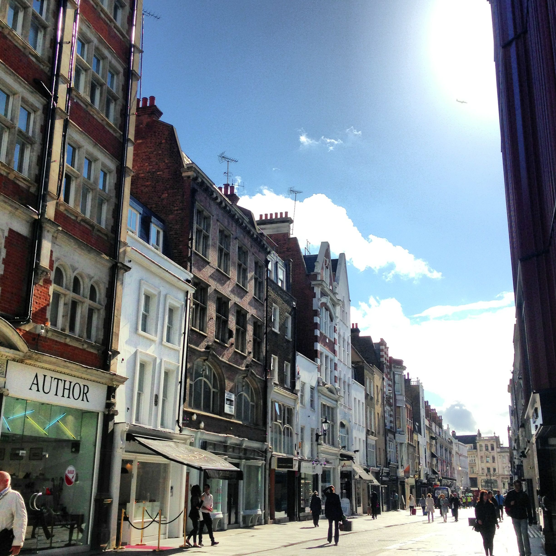 South Molton Street - Mayfair