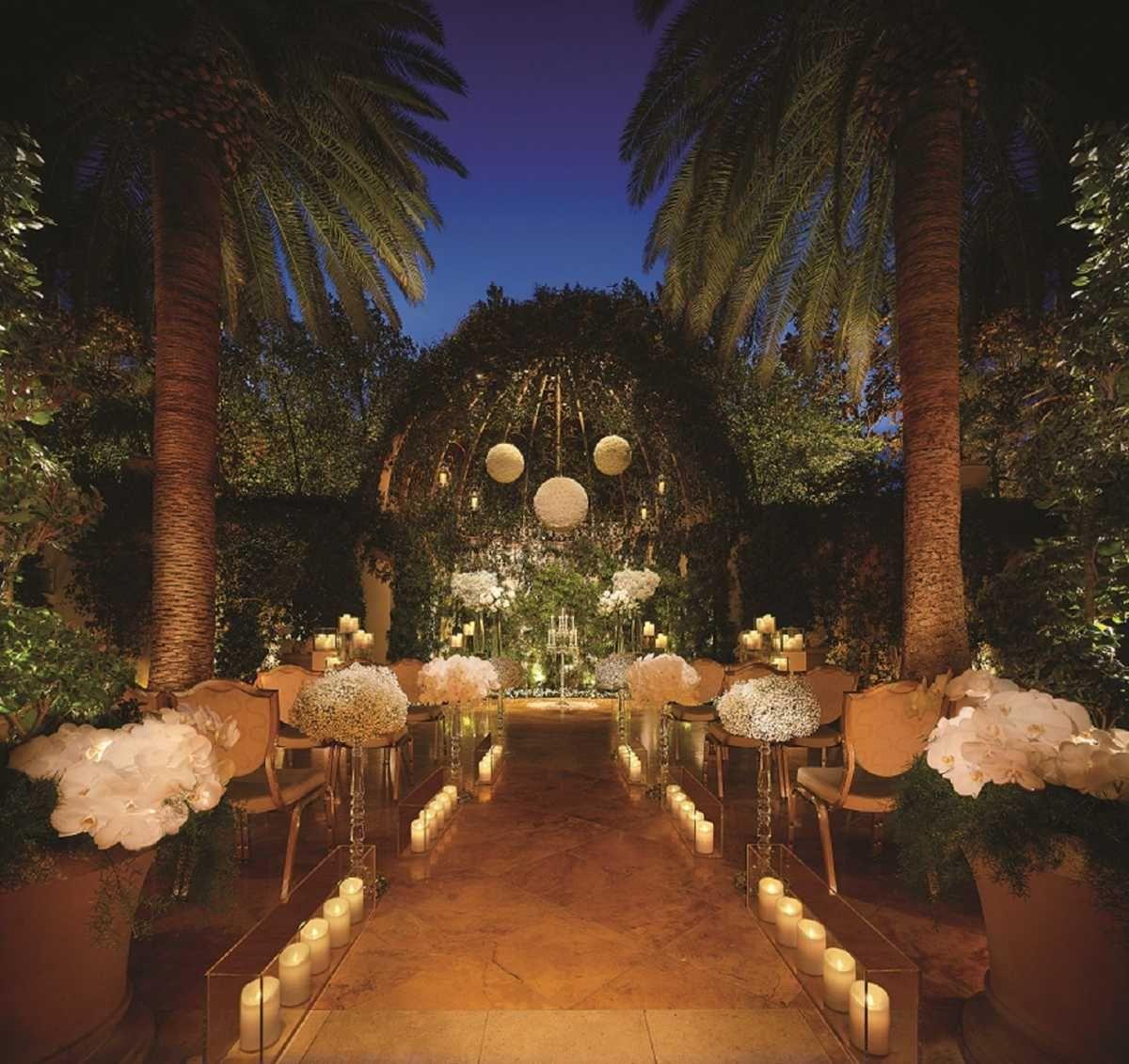 The Wedding Salons at Wynn Las Vegas Venue Las Vegas