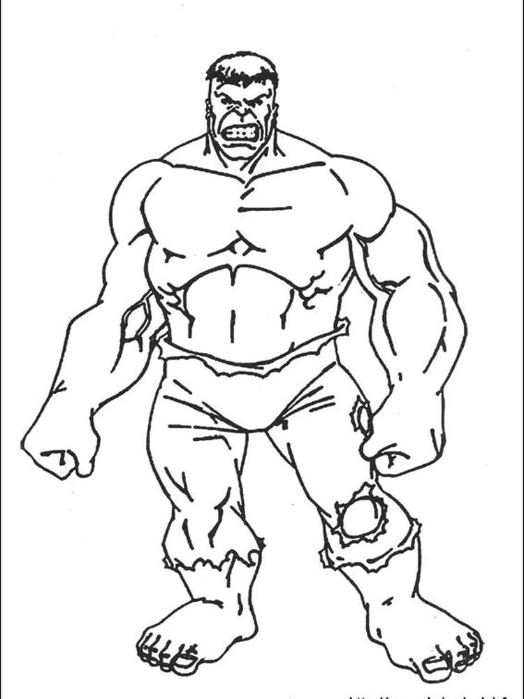 Hulk Coloring Pages Momjunction The Following Is Our Hulk Coloring Page Collection You Are Free To Download And Make It Your Child S Lear Incredible Hulk Hulk