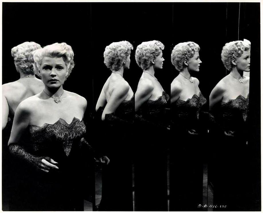 "Rita Hayworth - 'The lady from Shanghai', 1947 """