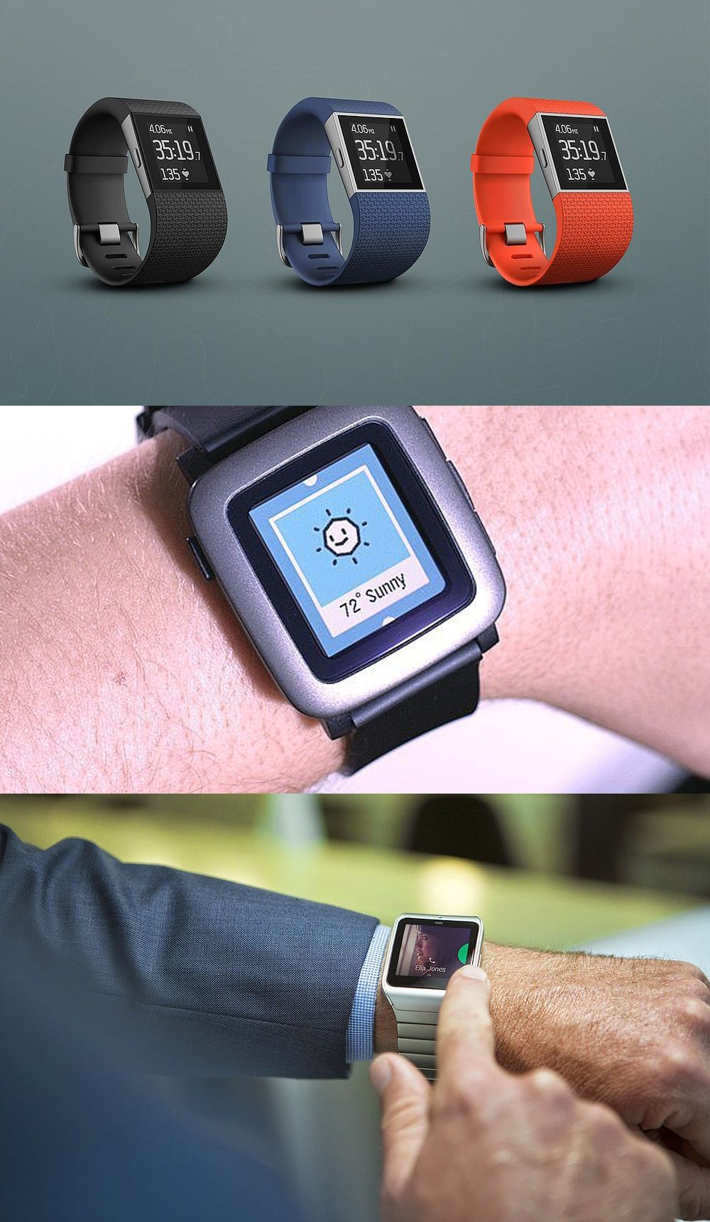8 Smartwatches to Buy Instead of That Apple One ...