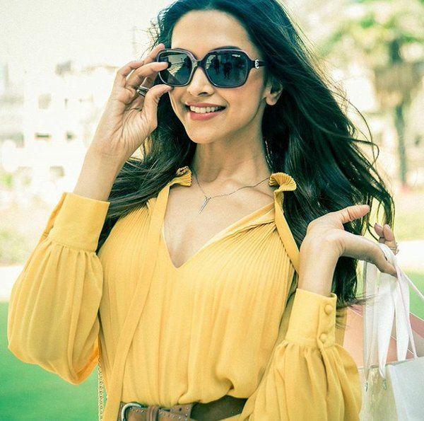 PIC Deepika Padukone for Vogue Eyewear. | Vogue eyewear ...