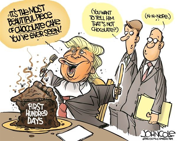 john cole politicalcartoons com chocolate cake english