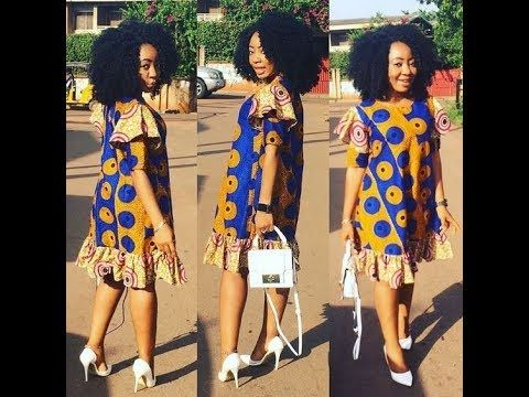 cdcfdb865da4 Hottest African Print Dresses And Styles That Will Trend In 2018: Stunni.