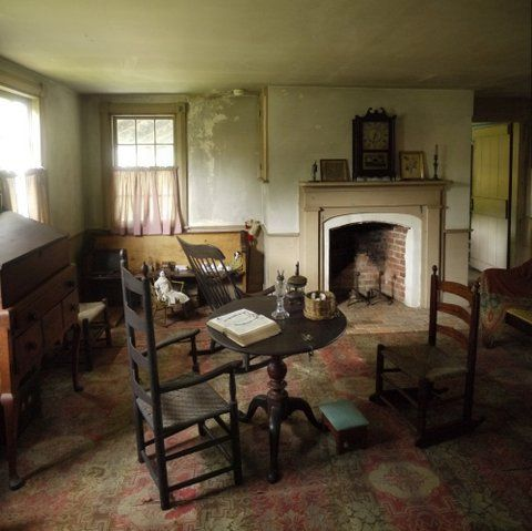 1855 Homes Interior Old Bethpage Village Restoration Nassau County Ny Charlie Stein S Old Bethpage Farmhouse Interior Home