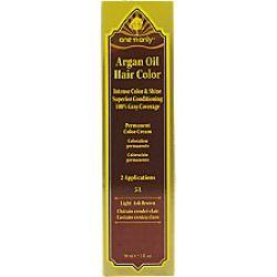 One N Only Argan Oil Hair Color 5a Light Ash Brown Deals